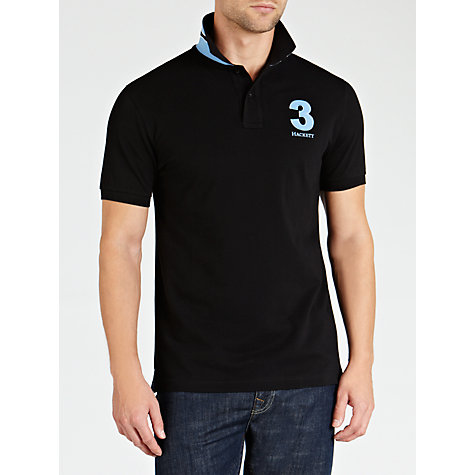 Buy Hackett London Number 1 Polo Shirt Online at johnlewis.com