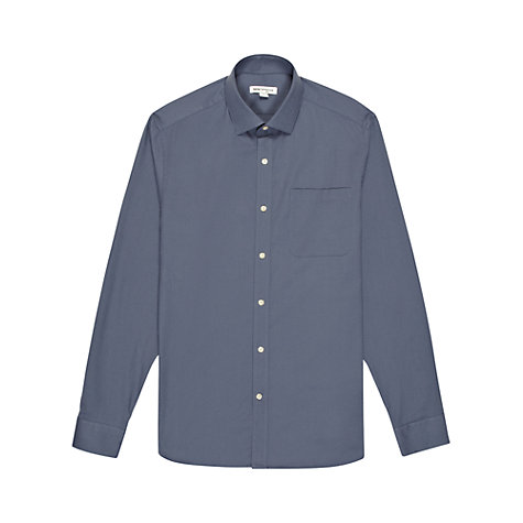 Buy Reiss Toby Washed Oxford Shirt Online at johnlewis.com