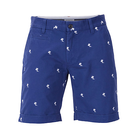 Buy Selected Homme Palm Tree Print Shorts Online at johnlewis.com