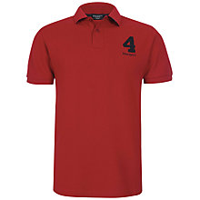 Buy Hackett London Number 4 Polo Shirt Online at johnlewis.com