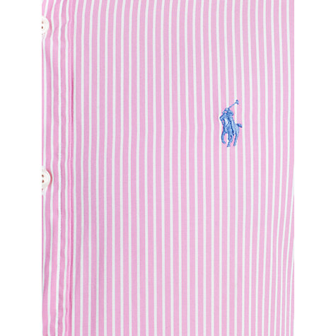 Buy Polo Ralph Lauren Slim Fit Stripe Shirt Online at johnlewis.com