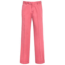 Buy Polo Ralph Lauren Hudson Cotton Trousers Online at johnlewis.com