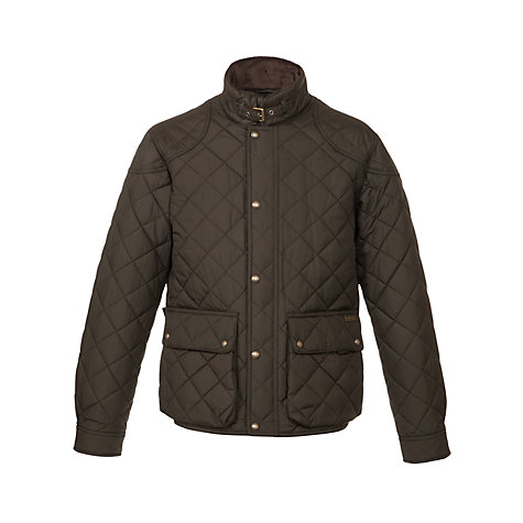 Buy Polo Ralph Lauren Cadwell Quilted Bomber Jacket Online at johnlewis.com