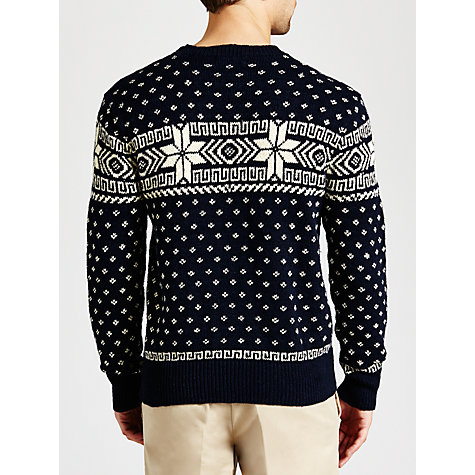 Buy Polo Ralph Lauren Blue Point Jumper, Navy Online at johnlewis.com