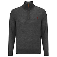 Buy Polo Ralph Lauren 1/2 Zip Wool Jumper Online at johnlewis.com