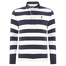Buy Polo Ralph Lauren Long Sleeve Rugby Top Online at johnlewis.com