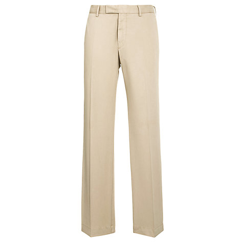 Buy Polo Ralph Lauren Hudson Chinos, Beige Online at johnlewis.com