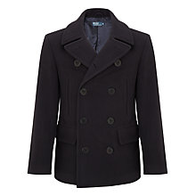 Buy Polo Ralph Lauren Peacoat, Navy Online at johnlewis.com