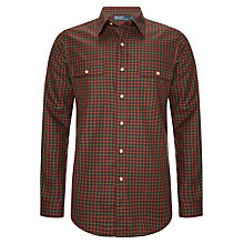 Buy Polo Ralph Lauren Custom Fit Check Elbow Patch Shirt Online at johnlewis.com