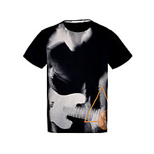 Buy Ben Sherman X-Ray Guitar T-Shirt Online at johnlewis.com