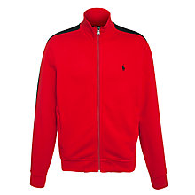 Buy Polo Ralph Lauren Full Zip Jersey Cardigan Online at johnlewis.com