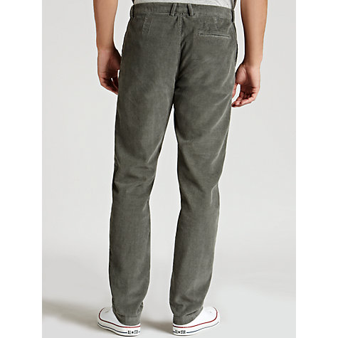 Buy Ben Sherman Corduroy Trousers, Grey Online at johnlewis.com