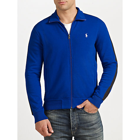 Buy Polo Ralph Lauren Zip Up Sweatshirt Online at johnlewis.com
