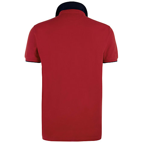 Buy Hackett London Small Numbered Polo Shirt Online at johnlewis.com