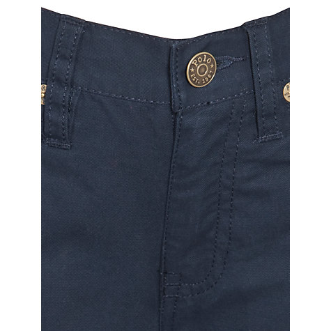 Buy Polo Ralph Lauren Boys' Slim Fit Trousers, Navy Online at johnlewis.com