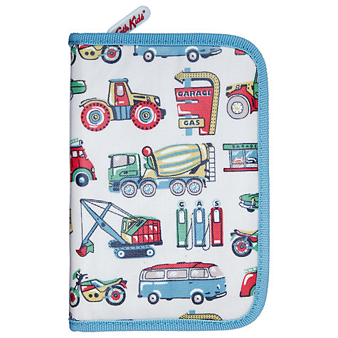 Buy Cath Kidston Vehicle Stationery Set Online at johnlewis.com
