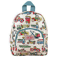 Buy Cath Kidston Garage Print Rucksack, Multi Online at johnlewis.com