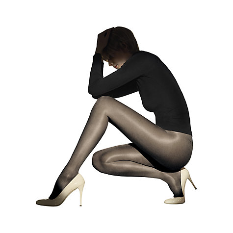 Buy Wolford Satin 20 Denier Tights Online at johnlewis.com