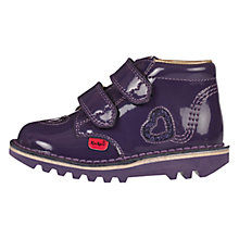 Buy Kickers Sparkle Boots Online at johnlewis.com