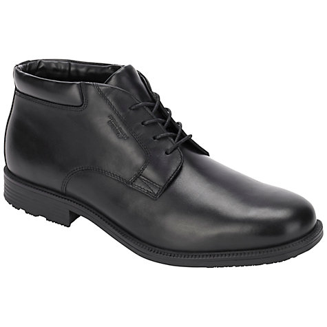 Buy Rockport Essent Detail Waterproof Chukka Boots Online at johnlewis.com