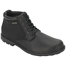Buy Rockport Rugged Bucks Waterproof Leather Boots Online at johnlewis.com