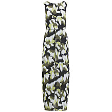 Buy Whistles Ikat Maxi Dress, Multi Online at johnlewis.com