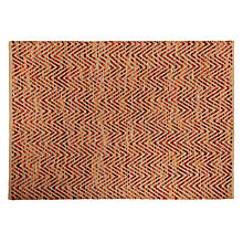 Buy John Lewis Flare Mat, Red/ Orange Online at johnlewis.com