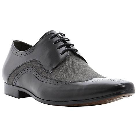 Buy Dune Accredit 2-Tone Derby Shoes Online at johnlewis.com