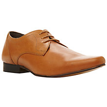 Buy Dune Animation Leather Derby Shoes Online at johnlewis.com