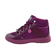 Buy Lelli Kelly California Glitter Boots, Purple Online at johnlewis.com