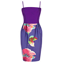 Buy Coast Bee Dress, Multi Online at johnlewis.com