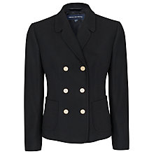 Buy French Connection Asta Jacket, Black Online at johnlewis.com