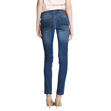 Buy Mango Slim Fit Jeans Online at johnlewis.com