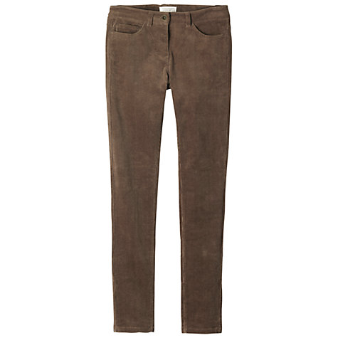 Buy Toast Corduroy Skinny Trousers Online at johnlewis.com