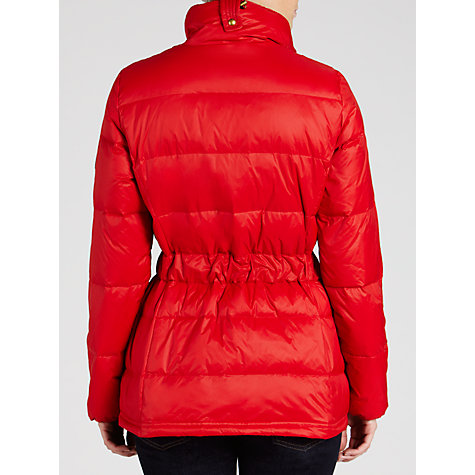 Buy Lauren by Ralph Lauren Jacket, Dark Sienna Online at johnlewis.com