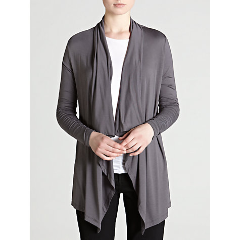 Buy CHARLI Jersey Cardigan, Grey Online at johnlewis.com