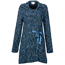 Buy Avoca Saskatoon Cardi, Ocean Online at johnlewis.com