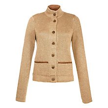 Buy Lauren by Ralph Lauren Cardigan, Tobacco Online at johnlewis.com