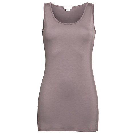 Buy Charli Long Vest, Mink Online at johnlewis.com