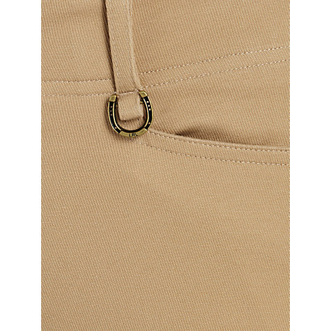 Buy Lauren by Ralph Lauren Slim Ankle Trouser, Excursion Khaki Online at johnlewis.com