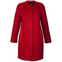 Buy Avoca Sharon Coat, Red Online at johnlewis.com
