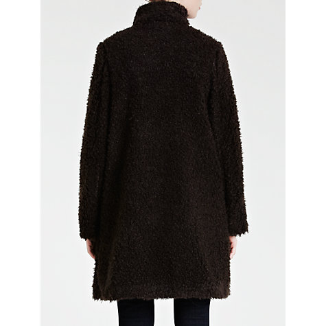Buy Avoca Pardon Wool Coat, Walnut Online at johnlewis.com