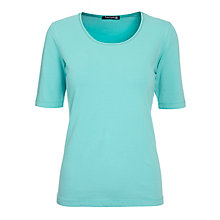 Buy Betty Barclay T-Shirt, Dusty Turquoise Online at johnlewis.com