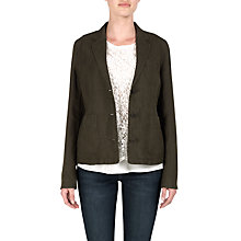 Buy Jigsaw Linen Blazer Online at johnlewis.com