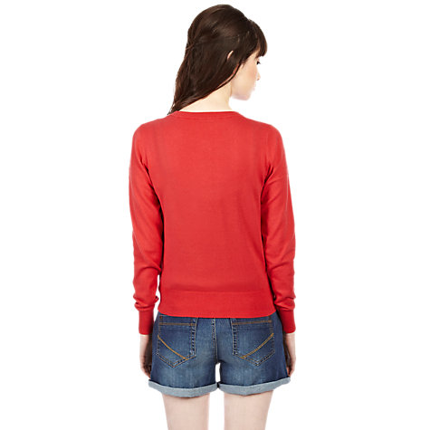 Buy Oasis The Crew Cardigan Online at johnlewis.com