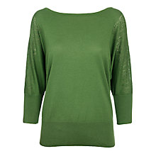 Buy Betty Barclay Dolman Lace Jumper Online at johnlewis.com