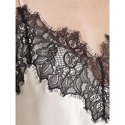 Buy Somerset by Alice Temperley Vintage Lace Cami Set Online at johnlewis.com