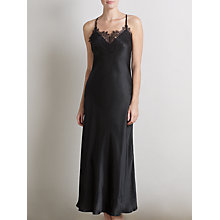 Buy Somerset by Alice Temperley Vintage Lace Long Chemise Online at johnlewis.com