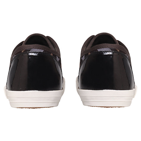 Buy KG by Kurt Geiger Lucca Plimsolls Online at johnlewis.com