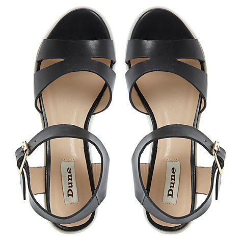 Buy Dune Frenzy Sandals Online at johnlewis.com
